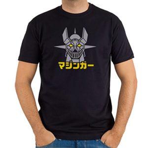 Camiseta Mazinger Japonés