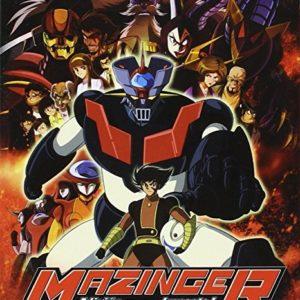 Serie Mazinger Z - Edición Impacto - Blue Ray