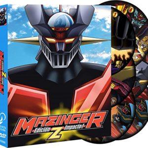 Mazinger Z Edición Impacto 6 DVDs