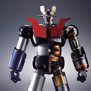 El robot de Mazinger Z