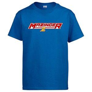 Camiseta Mazinger Z solo texto