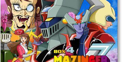 Películas y Episodios Mazinger Z