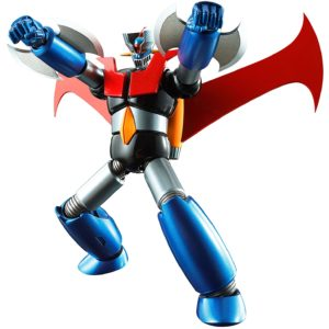 Figura Mazinger Iron Cutter Edition