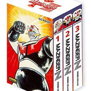Comic Manga Mazinger Z - Pack 123