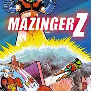 Comic Mazinger - Tapa Dura Vol. 1