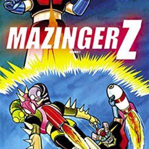 Comic Mazinger Z - Tapa dura Vol. 2