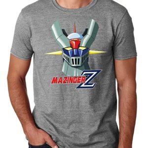 Camiseta Mazinger Z varios colores