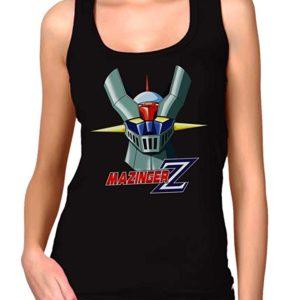 Camiseta Mazinger Z mujer tirantes