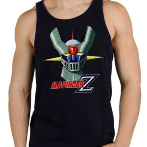 Camiseta Mazinger Z tirantes