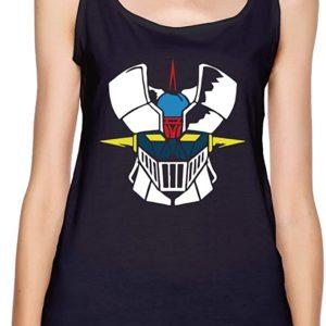 Camiseta Mazinger Z mujer