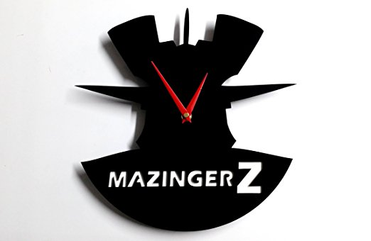 Reloj de pared Mazinger Z