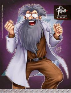 Profesor Sewashi