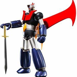 Figura Mazinger con espada
