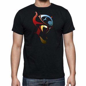 Camiseta Negra Afrodita A