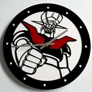 Reloj Mazinger Z de pared