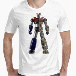 Camiseta de Mazinger Z - Vista interior