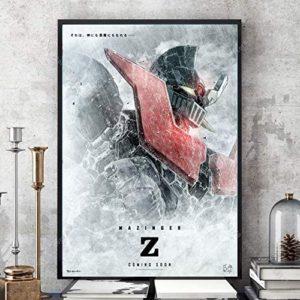 Poster Mazinger Z - Infinity
