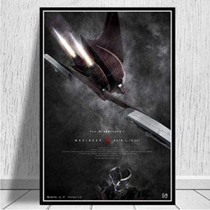 Poster Mazinger Z