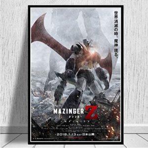 Poster Mazinger Z Infinity