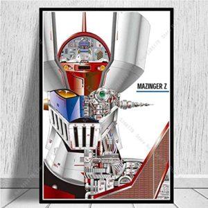 Poster Mazinger Z - Interior superior