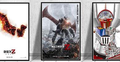 Posters Mazinger Z