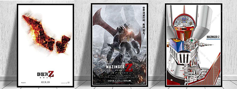 Posters Mazinger Z